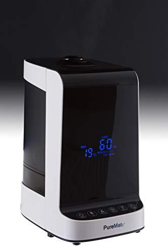 PureMate® PM 906 Humidificador Digital Ultrasónico con Ionizador