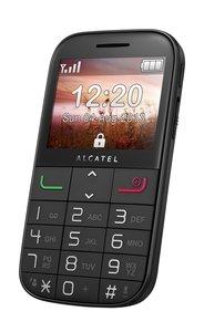 Alcatel Onetouch 2000X Handy (6,1 cm ( 2,4 Zoll) TFT Display, MP3) schwarz Die Schwarzen Tasten Mp3