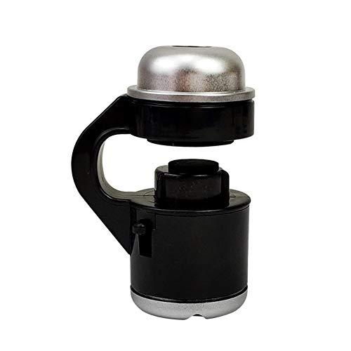 FeiyanfyQ Universal-Lupe für Mobiltelefon, 30 x optischer Zoom Schwarz