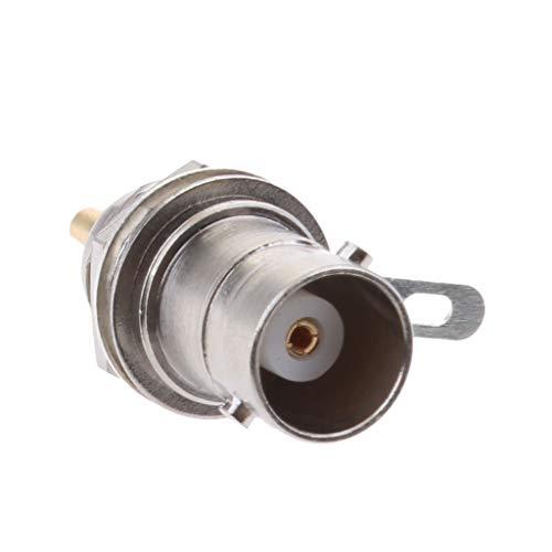 Weiblichen Koax-adapter Stecker (Baoblaze Weibliche Koaxialkabel Adapter SMA-Stecker BNC-Kupplung)