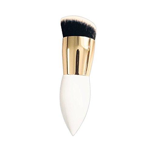 Pinceau de Maquillage Brosse Fondation Toothbrush Sourcils Poudre Crème