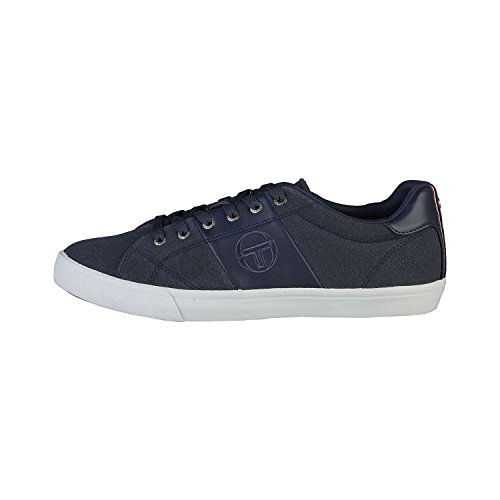 Chaussures baskets homme bleues Tacchini POSITANO_ST620123_51_Navy