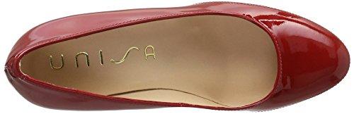 Unisa Numar_17_pa, Scarpe con Tacco Donna Rosso (Red)