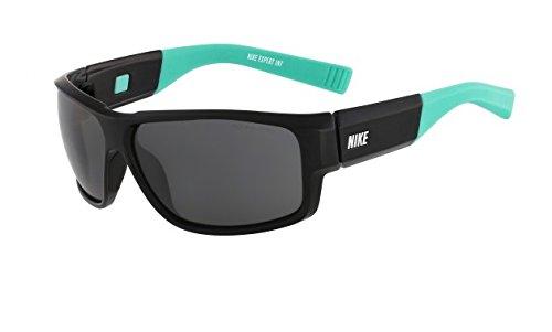 Nike Sonnenbrillen Expert Int EV0766 073 Matt Black & Turquoise Grey