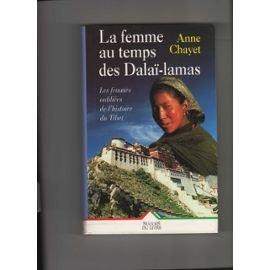 Femme au temps des dalai-lamas