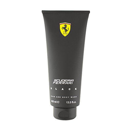 Scuderia Ferrari Black Shower Gel 400ml -