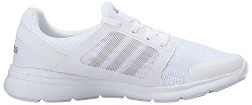 Adidas Neo Cloudfoam Xpression Sneaker casual White/Matte Silver/Light Onix