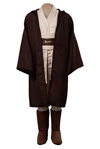 Joyplay Traje Jedi Disfraces De Halloween Tunica Medieval