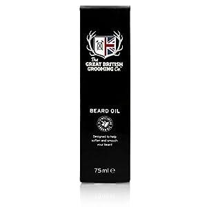 The Great British Grooming Company Hydrating Beard Oil 75ml