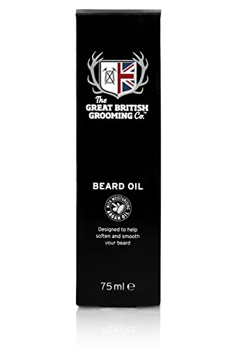 The Great British Grooming Company Hydrating Beard Oil 75ml