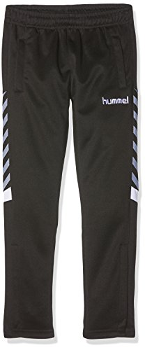 Hummel Kinder AUTH. Charge Poly Pants Hose, Schwarz, 152
