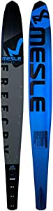 MESLE Monoski Freecarve 67, Slalom Ski bis 95 kg, Tunnel Wasser-Ski für...
