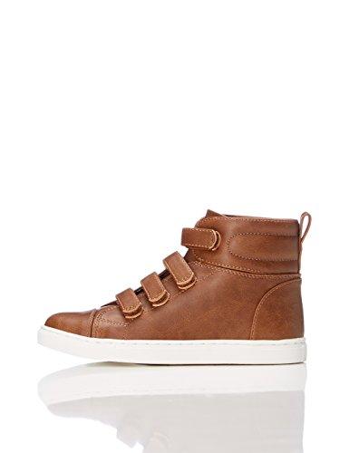 RED WAGON Jungen Stiefel Sneaker, Braun (Tan), 29 EU
