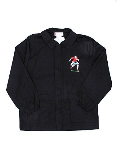 Andy&giò casacca scuola bambino 90074 grembiule nero o bluette (nero, 10 anni)