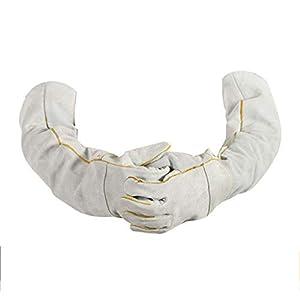 Peignes Gants Produits de Nettoyage pour Animaux domestiques Gants de toilettage pour Animaux de Compagnie Gants de Massage Gants Anti-morsures Anti-morsures