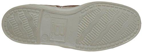 Bensimon Tennis Lacet, Scarpe da Ginnastica Basse Donna Marrone (Terracota)