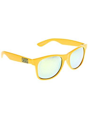 5cf9351eb0 Vans Spicoli 4 Shades - Gafas de sol Hombre, Amarillo (Yellow), Talla