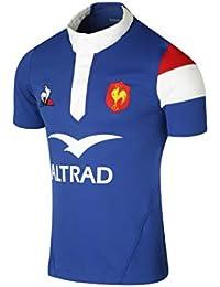 Le Coq Sportif Maillot Rugby France Domicile 2018 19 3cc94f940e17