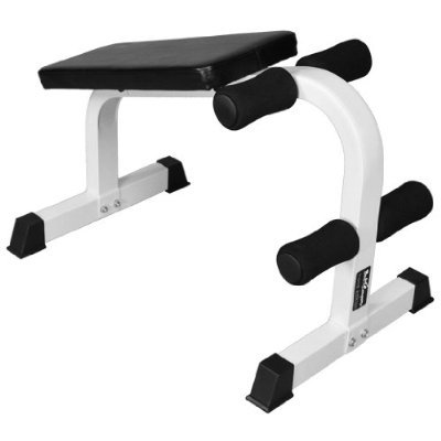 Pro Bauch Bank / Abdominale Bench - Sit-Up Hantelbank BCA-54