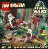 LEGO Star Wars Set 7128 Speeder Bikes