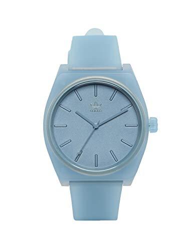 adidas - Reloj para Hombre, Accesorios/Proceso de Reloj, 1 Pieza, Color Azul, tamaño estándar