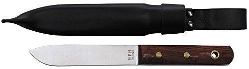 BW Matrosenmesser, Holzgriff, Scheide