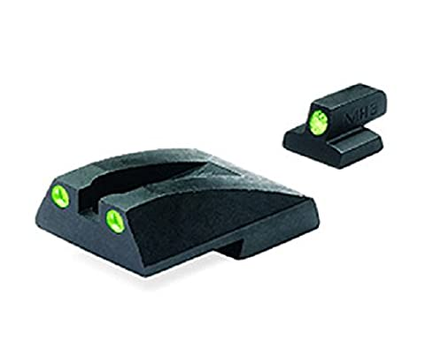 ML-11735 Meprolight Green Tru-Dot® Front and Rear Night Sights for Smith & Wesson