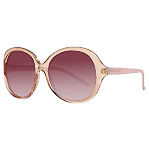 BENETTON BE984S03, Gafas de Sol para Mujer, Pink, 56