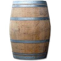 Temesso Tonneau de vin en fût de chêne, comme décoration Table Bar 225 litres