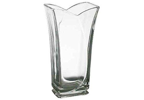 BORMIOLI ROCCO 331029M02321990 Vase 23 cm, Verre, Transparent, 1 pièc