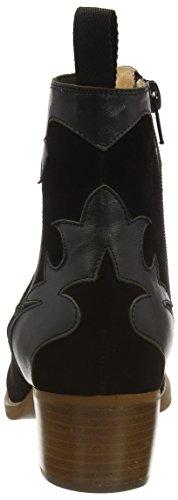 Giudecca - Jycx15pr100-1, Stivali Donna Nero (Black (nero))