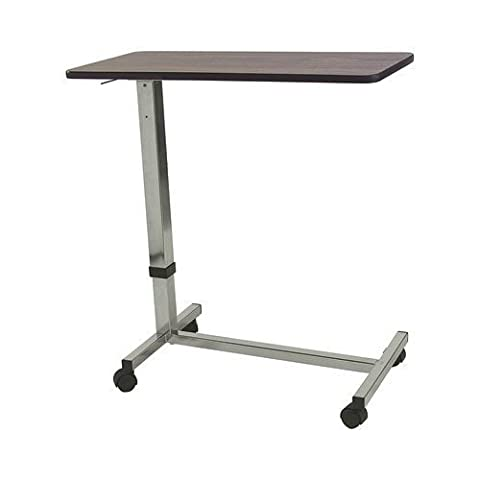 Adjustable Non-Tilt Overbed Table / Hospital Table by MedMobile