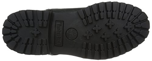 "Timberland 6"" Premium Pull-On Waterproof Femme Boots Noir Schwarz"