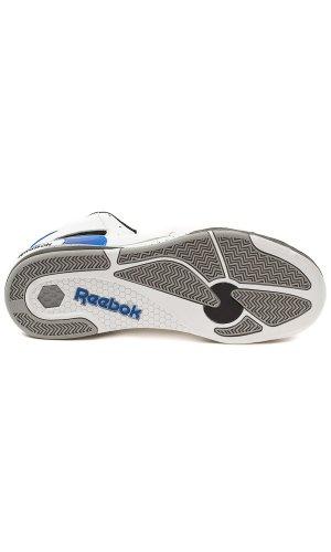 Baskets Reebok Classic Jam White/Blue Bleu