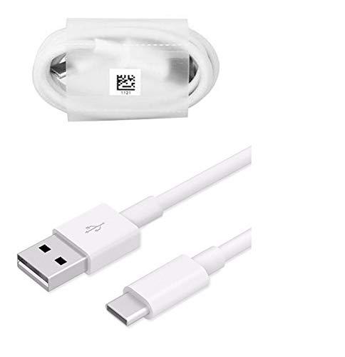Huawei USB-Datenkabel, Typ C, für Huawei P9/P10/P10Plus/Honor 8/ Nova & andere Huawei-Modelle mit Typ-C-Anschluss, Originalteil, Keine Einzelhandelsverpackung