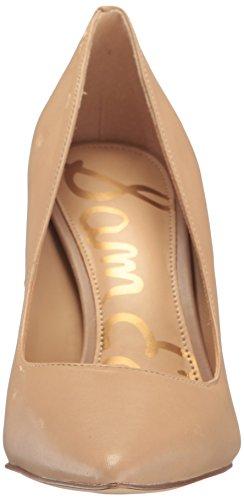 Sam Edelman Damen Hazel Pumps Classic Nude Leather