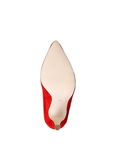 Versace ELIANE, décolletés femme Rouge - rouge