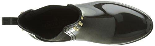 Lemon Jelly Bali, Bottes de Pluie femme Noir (01 Black)