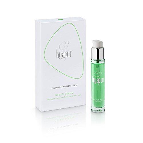 hyapur ® - GREEN Serum Hyaluron-Algen-Serum, 15ml Flakon