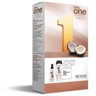Pack Spray Shampoo 300 ML + Revlon Spray Uniq One Coconut 150 ML