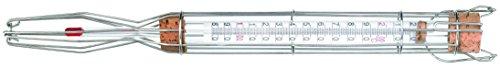 STERNSTEIGER PROFI ZUCKER-THERMOMETER, Thermometer, + 80 °C bis + 180 °C