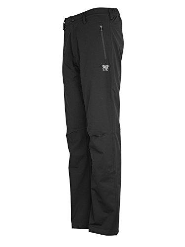 TAO Sportswear Alpha Pantalon pour Homme L Noir - Noir
