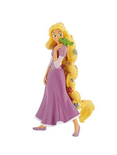 ielfigur, Walt Disney Rapunzel mit Blumen, ca. 10 cm (Rapunzel Geburtstag)