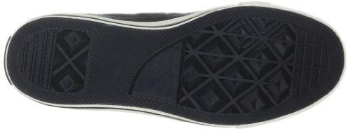 Converse One Star Mid Leather Black/Pinecone 126831C Herren Fashion Sneakers Schwarz