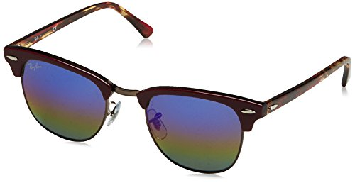 Ray-Ban Herren Sonnenbrille Mod. 3016 Sun, Schwarz Gold