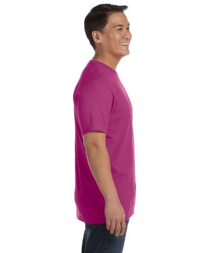 anvil Herren Sustainable T-Shirt / 450 Himbeere