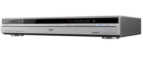Sony RDR HX 650 S DVD- und Festplatten-Rekorder 160 GB (DivX-zertifiziert, HDMI) silber