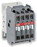 ABB A9-30-10-230V-50HZ Contactor, 3PST-NO, Panel, 690 VAC, 25 A, 230 V