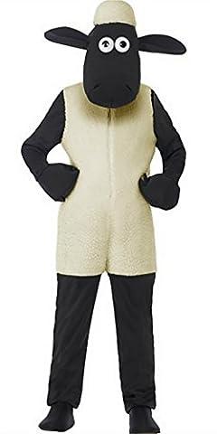 Masque De Mouton Deluxe - Déguisement Deluxe pour enfant Motif Shaun le