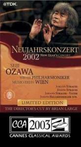 Preisvergleich Produktbild Wiener Philharmoniker - Neujahrskonzert 2002